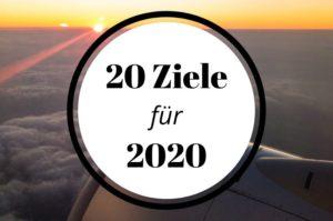20 Reiseziele für 2020