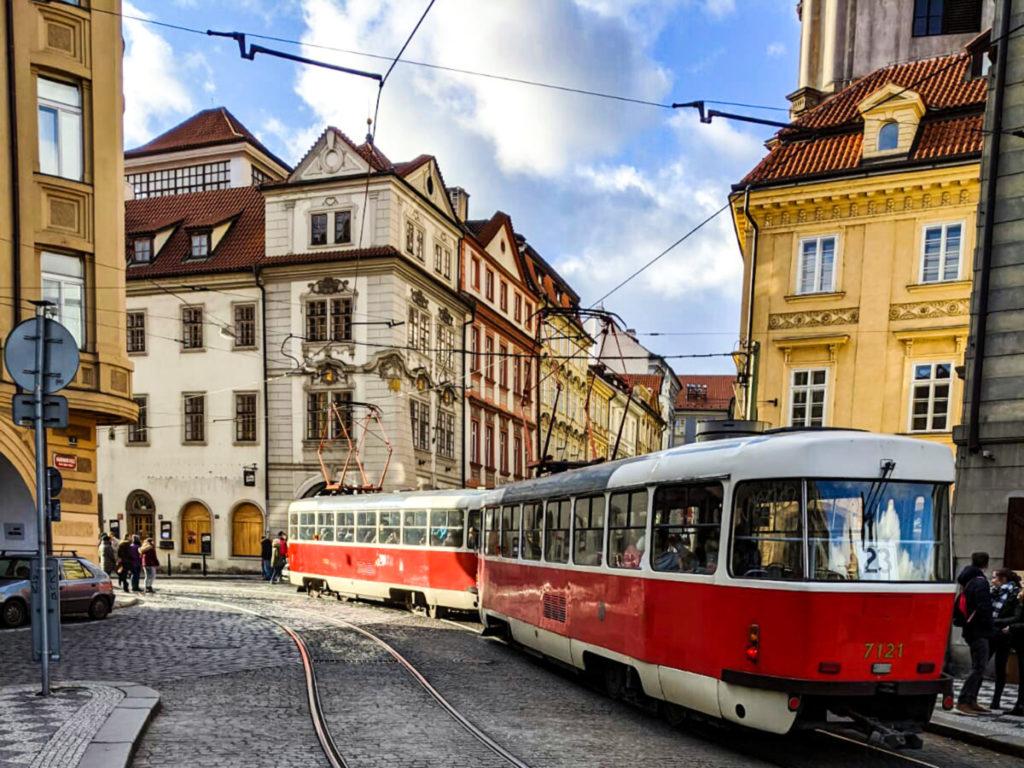 Prag Straßenbahn
