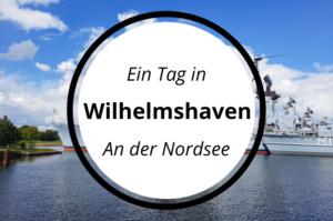 Ein Tag in Wilhelmshaven (70KM)