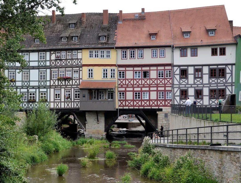 Erfurt Fachwerkhäuser