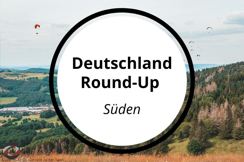 Read more about the article So schön ist Deutschland: Sehenswertes in allen 16 Bundesländern (Süd)