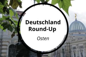 So schön ist Deutschland: Sehenswertes in allen 16 Bundesländern (Ost)