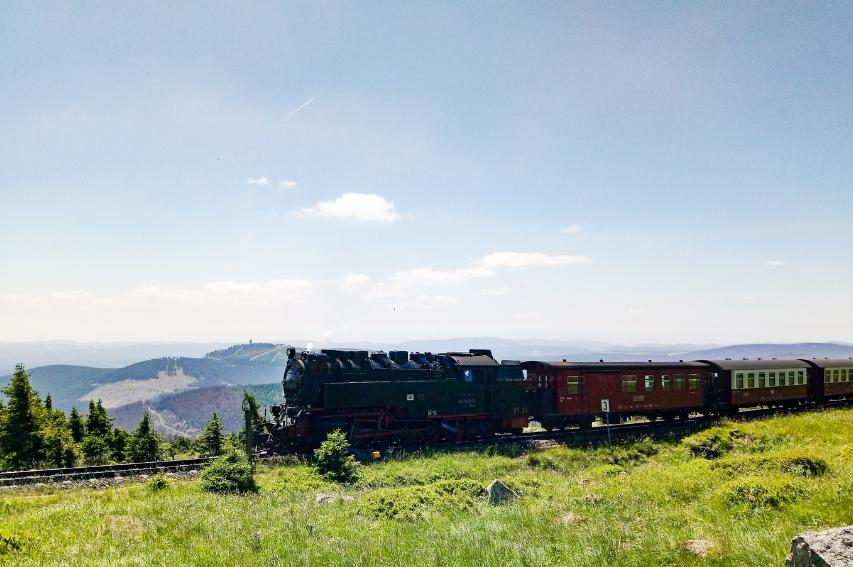 Schmalspurbahn Harz