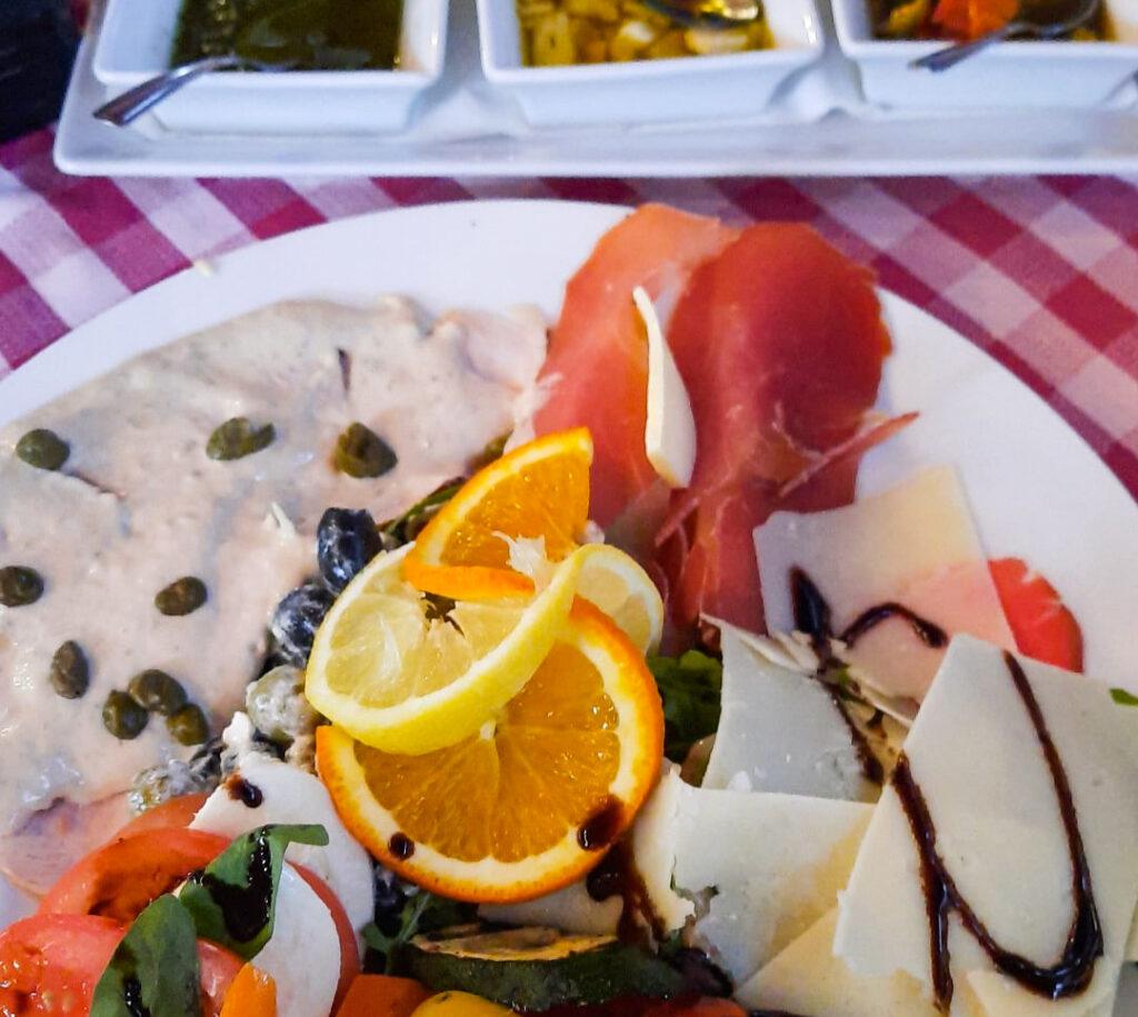 italienisch Essen bei Fratelli in Frankfurt Oder