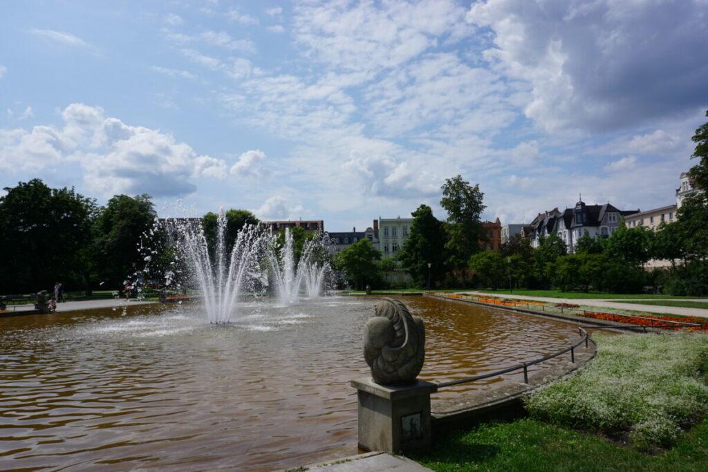 Wasserspiel Staatstheater Cottbus